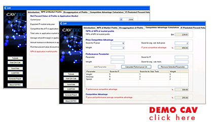 CAV Software - Demo it NOW!